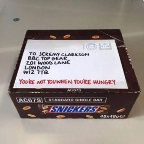 Clarkson Snickers