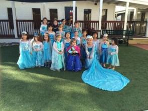 Elsa party