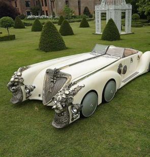 Gothic Car