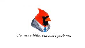 I'm not a killa