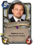 Leonardo DiCaprio CCG