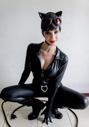 Mel Rayzel as Catwoman