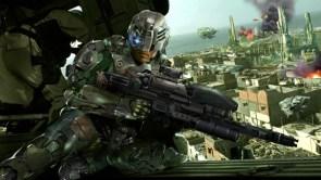 Mobile Infantry Sniper