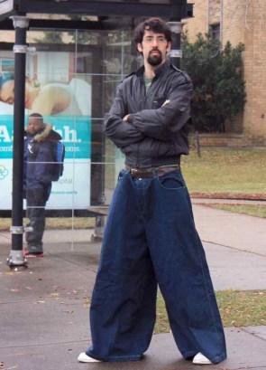 Mr Fancy Pants