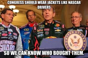 Political Sponsor Jackets