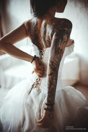 Printed Bride