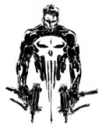 Punisher by Aaronminier