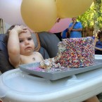 Really Regretting that cake