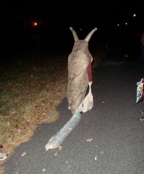 Slug Trail Cosplay