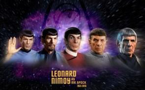 Spock 1931-2015