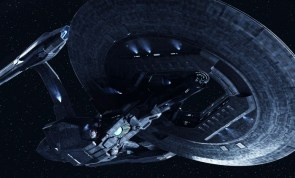 Star Fleet Warship