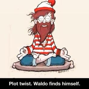 Waldo Plot Twist