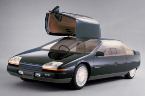 1983 nissann x21 concept car