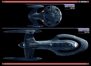Ascension class starship