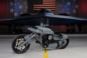 B-2 Stealth Bike