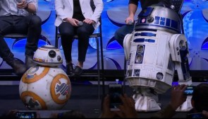 BB8 and R2-D2
