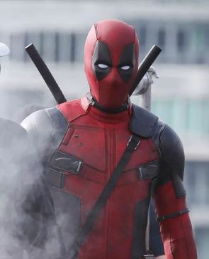 Deadpool Movie Suit