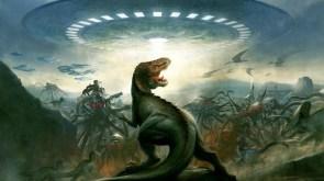Dinos vs Aliens