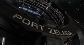 Elite Dangerous – Port Zelada