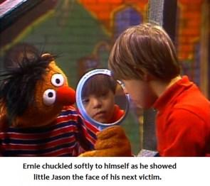 Ernie Chuckled