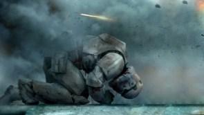 Fallen Storm Trooper