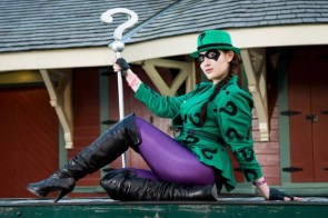 Female Riddler Cosplay