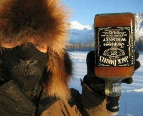 Frozen Whiskey