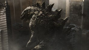 Godzilla on the move