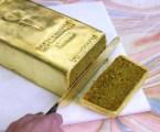Gold Karet Cake