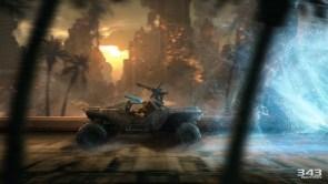 Halo Spartan Strike – Warthog Runner