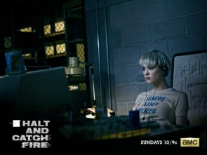 Halt And Catch Fire – blonde