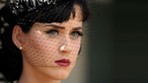 Katy Perry in Mourning