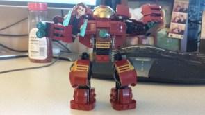 Lego Iron Mans Hulk Killer