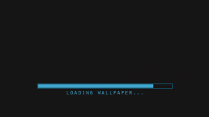 Loading Wallpaper