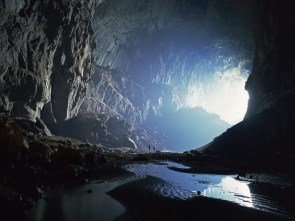 Open Cave