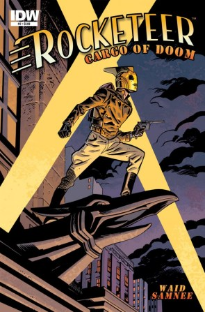 Rocketeer – Cargo of DOOM