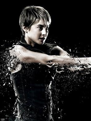 Shailene Woodley Falling Apart