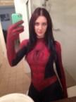 Spider-Girl Selfie