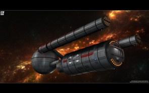 Star Trek USS Daedalus