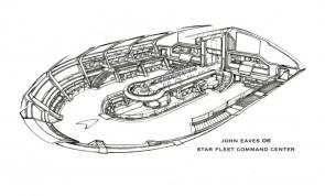 Starfleet Command Center