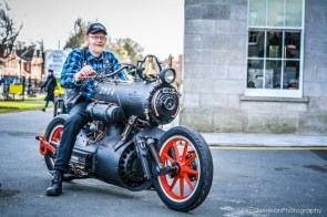 Steam Engine Motorcycles