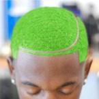 Tennis Hair