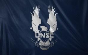 UNSC Flag Wallpaper
