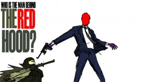 Who is the man behind the Red Hood