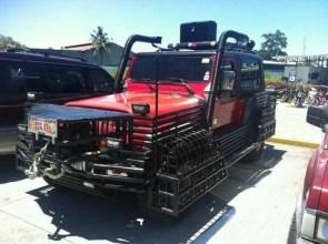 battle jeep