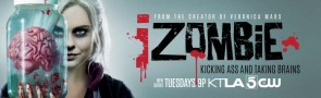 iZombie series header