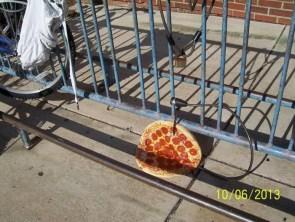 pizza lock