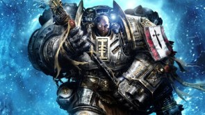 power armored space marine