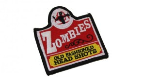 wendy's zombie patch