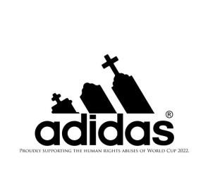 Adidas – supporting human rights abuses